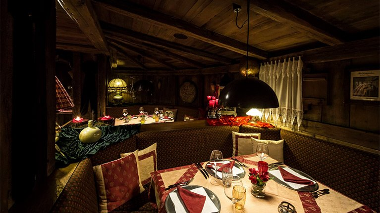 Steakhouse L'Fanà Food & Wine a La Villa, Alta Badia